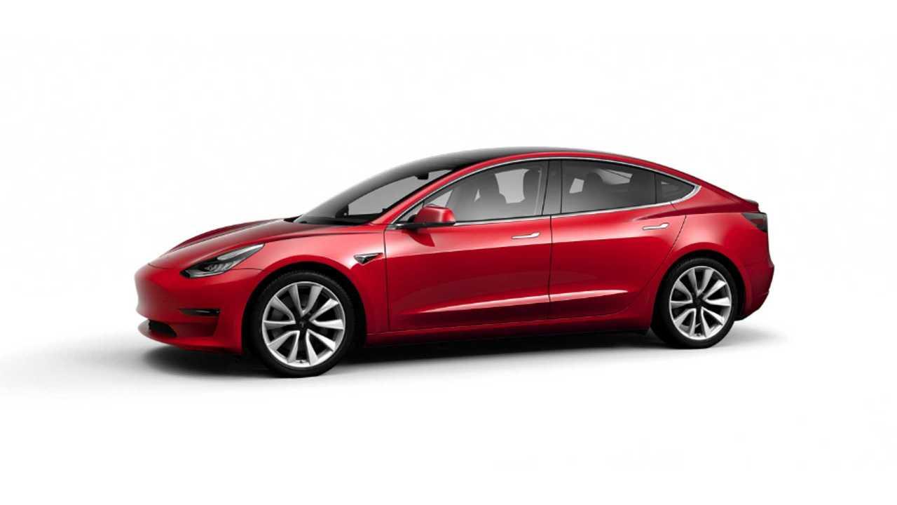 EV Sales In Norway Go Nuts As Tesla Model 3 Rockets To #1 In March