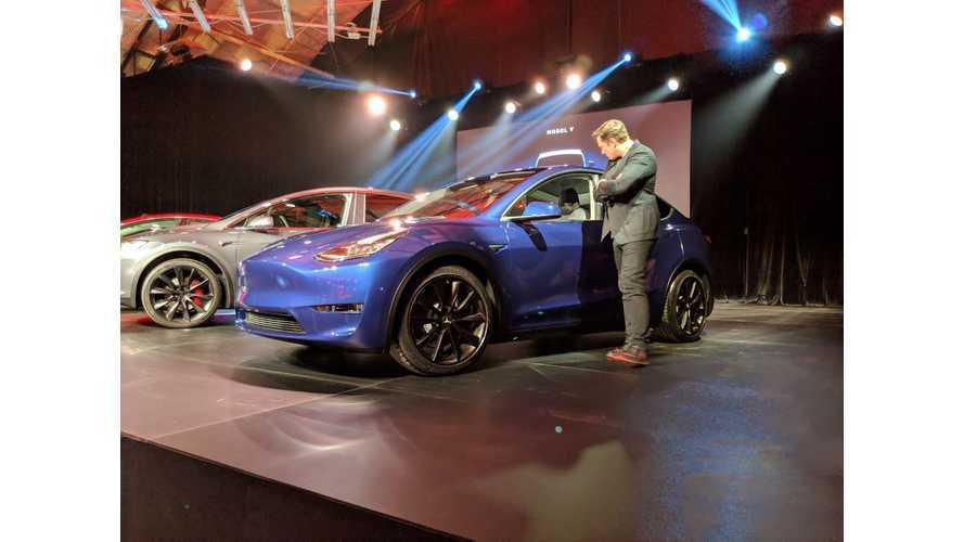 Tesla Model Y Image Extravaganza