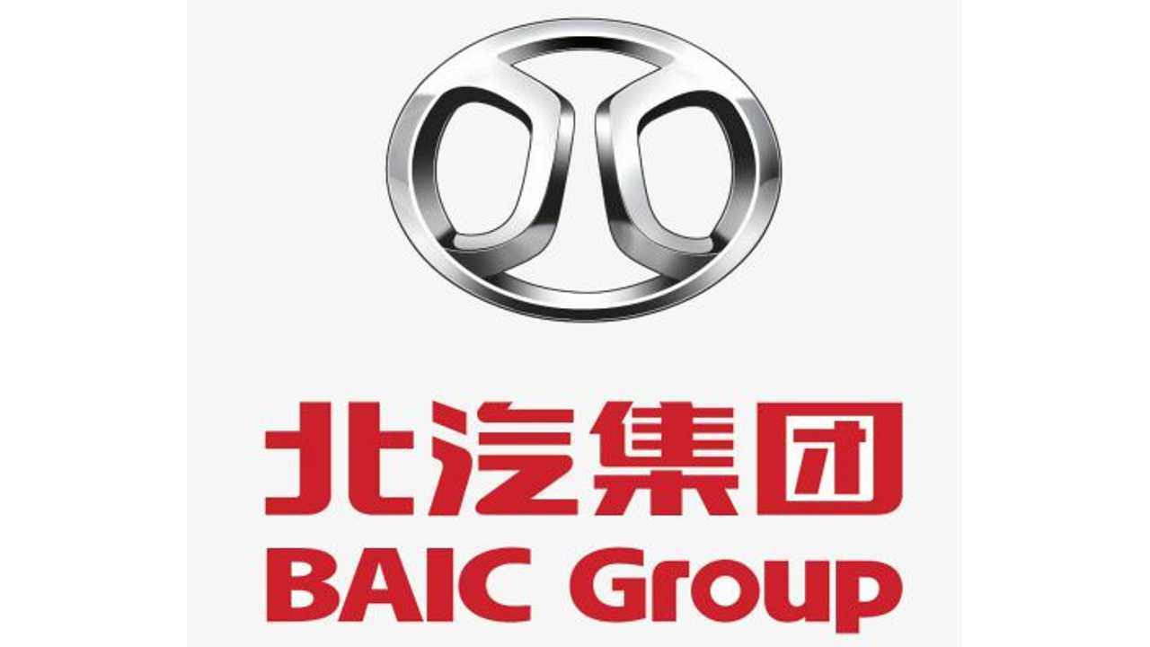 BAIC Hopes To Increase Sales In 2019 With EV Push