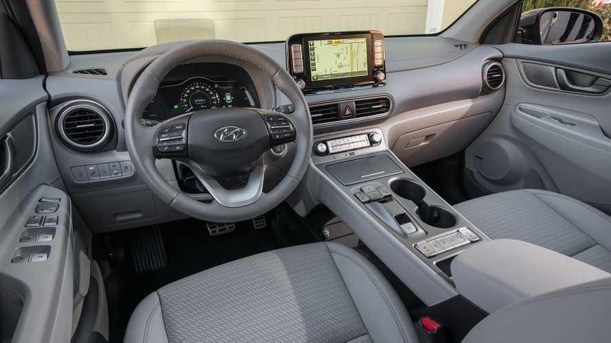 Hyundai Kona Electric Range Test In Winter (-17°C): Video