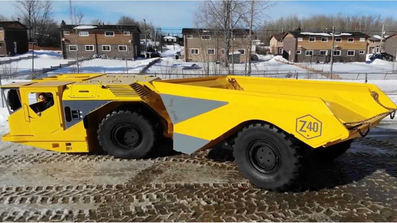 Sandvik Acquires Artisan Vehicle Systems: Electric Mining Win