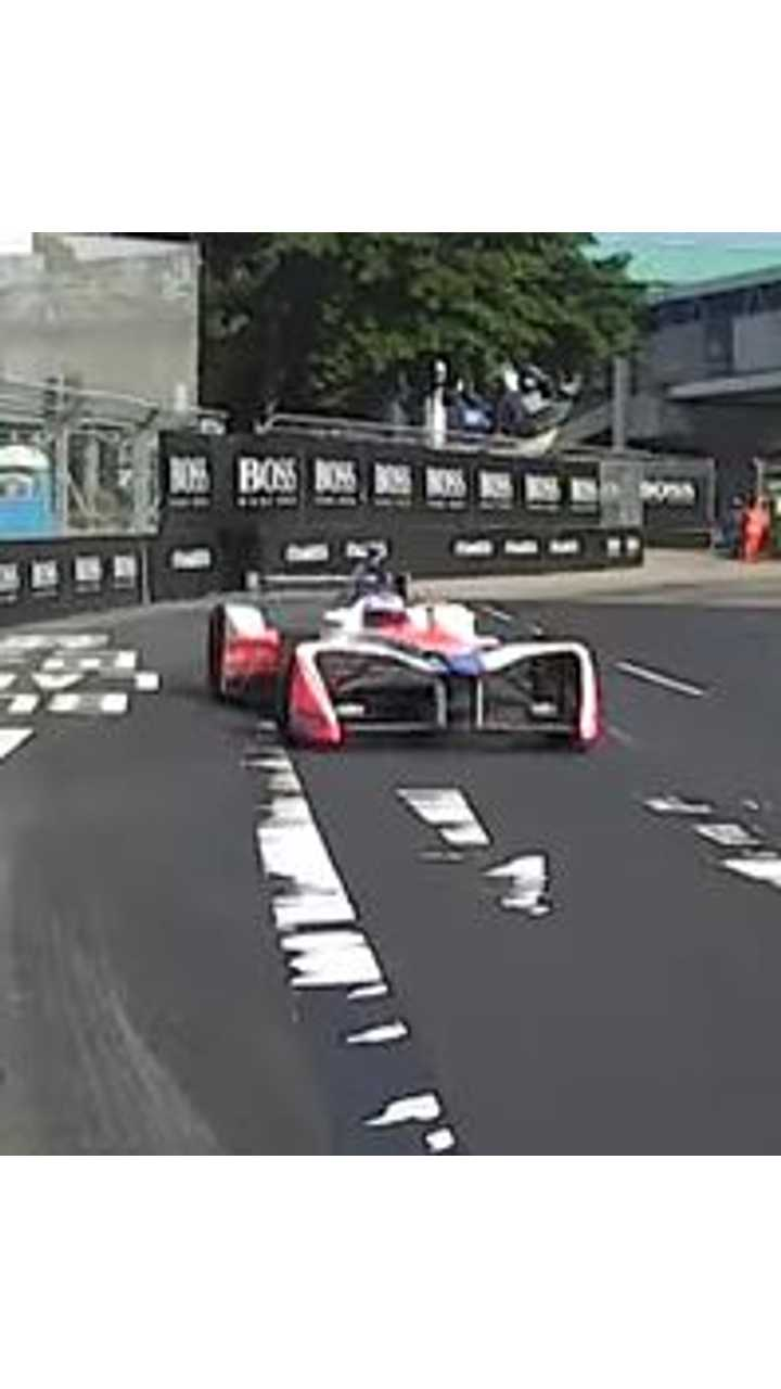 This Is How Hard You've Got To Push It To Get A Formula E Pole - Video