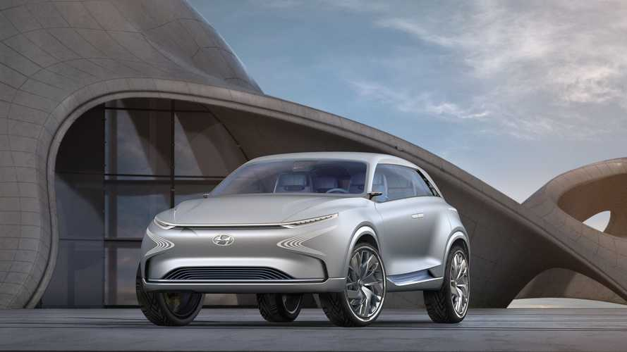 Hyundai Hydrogen Fuel Cell SUV Will Have 500 Miles Of Range
