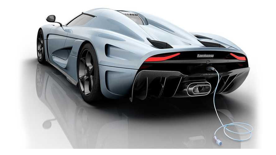 Koenigsegg Regera Priced At Wallet-Busting $2.3 Million