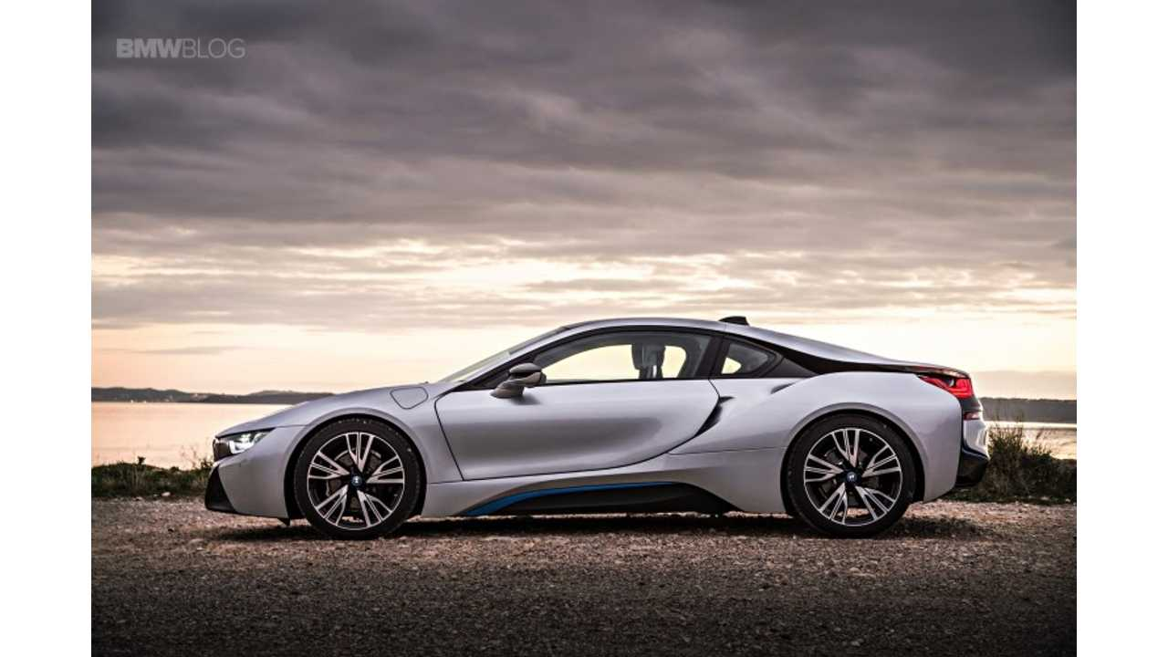 Is Market For BMW i8 Changing Already?