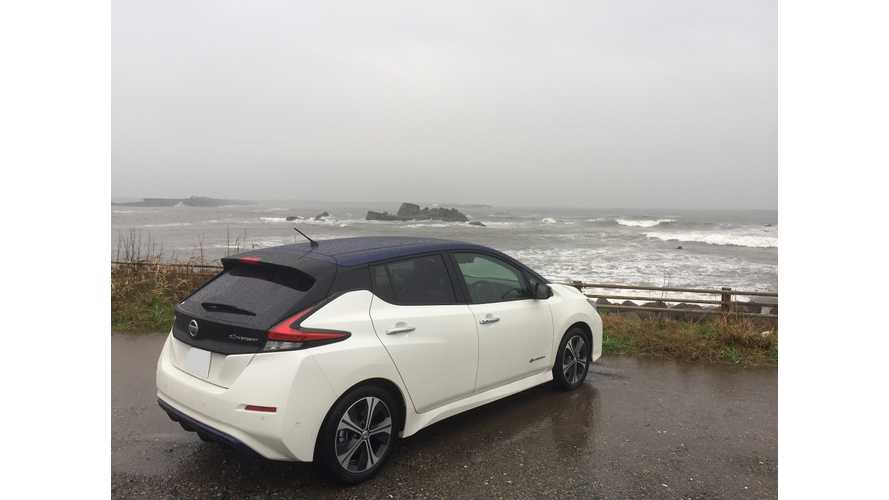 New 2018 Nissan LEAF To Launch In 7 Markets In Asia/Oceania By End Of Year