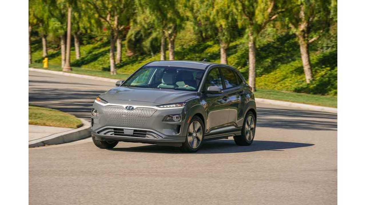 Driving 700 Miles In The Hyundai Kona Electric