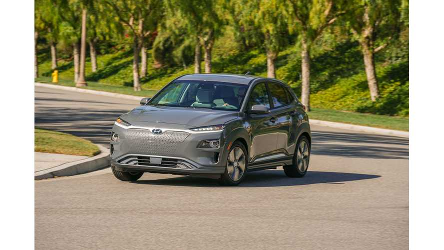 Driving 700 Miles In The Hyundai Kona Electric