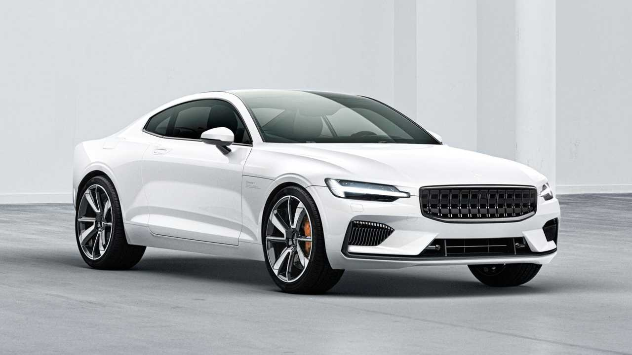 Watch This First-Ever Drive Of Polestar 1 At Goodwood