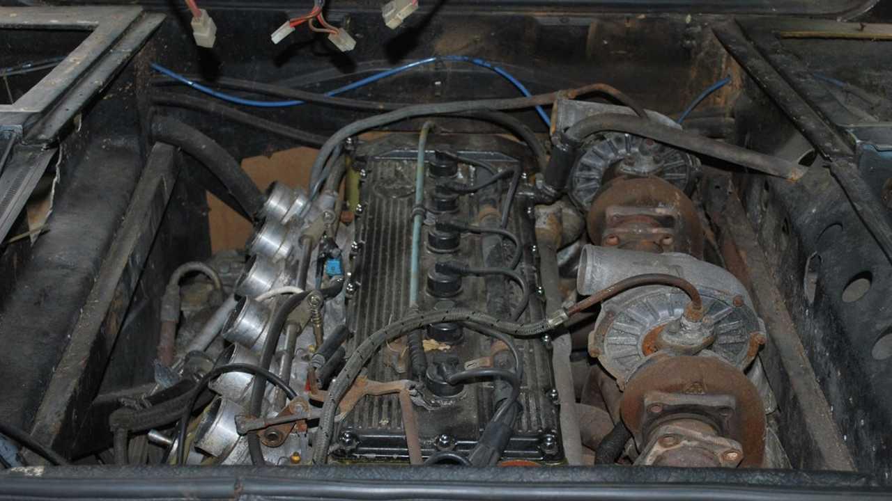 BMW M1 1979, con récord de velocidad, a subasta