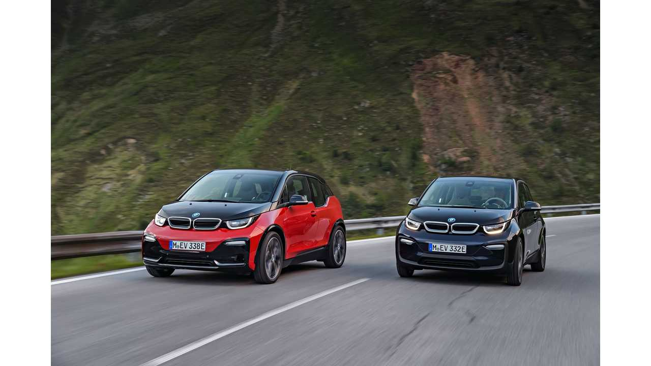 Upcoming BMW i3 120Ah Rumored To Go 350 KM (217 Miles) Per
