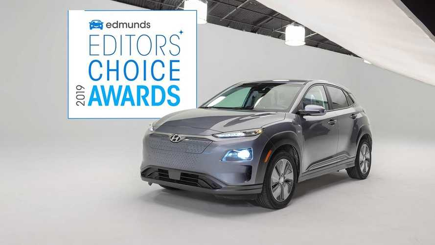 2019 Hyundai Kona Electric, Edmunds Editors' Choice Best EV: Video