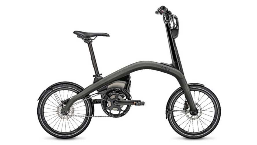 General Motors Joins The E-Bike Party With Ariv