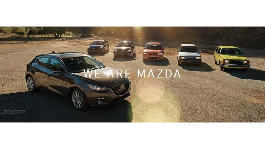 Mazda Announces Electrification Of All Cars By 2030