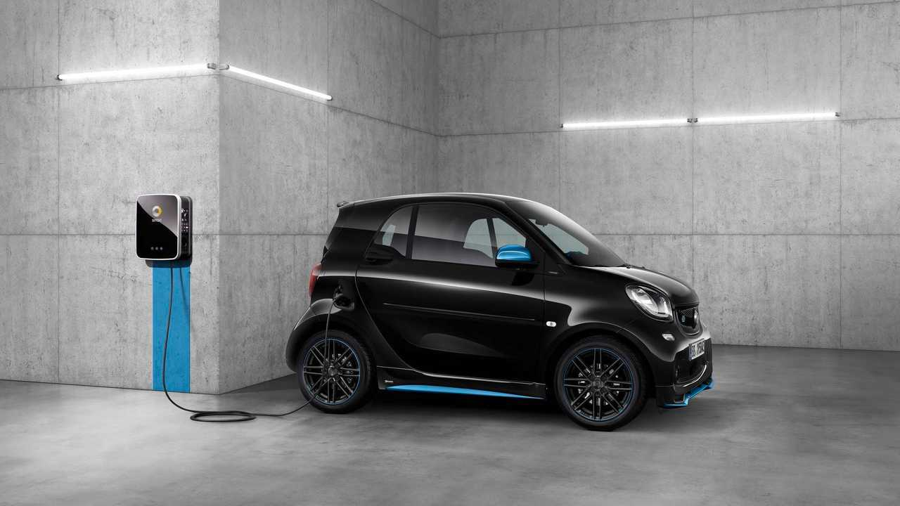 Is Daimler Considering Smart EV Production In China?