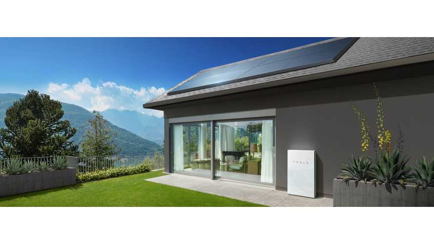 Tesla Adds Storm Watch Mode To Powerwall