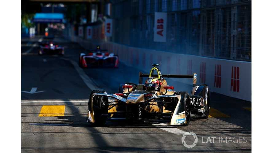 """Vergne Says Zurich Penalties Were """"Convenient"""" For Formula E"""