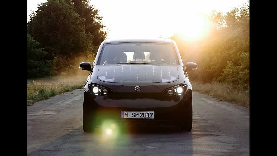 Sono Motors Sion Solar Car Is Charging Up Orders
