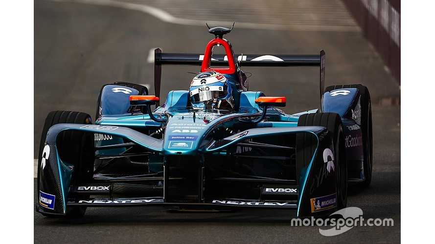 Filippi Expects To Keep NIO Formula E Seat Despite