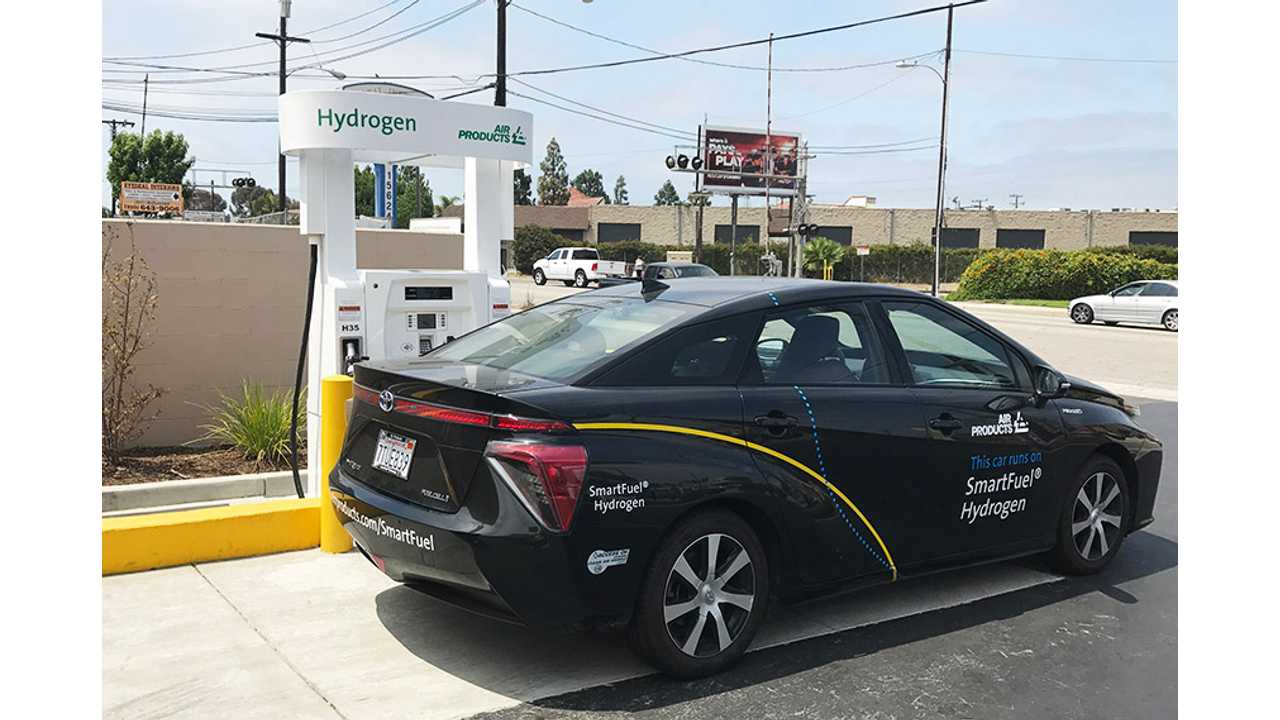 California Has 9 More Retail Hydrogen Stations Than A Year Ago - 28 In Total