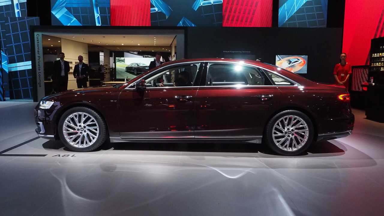 Audi Says No To Pure Electric A8, PHEV Coming Though