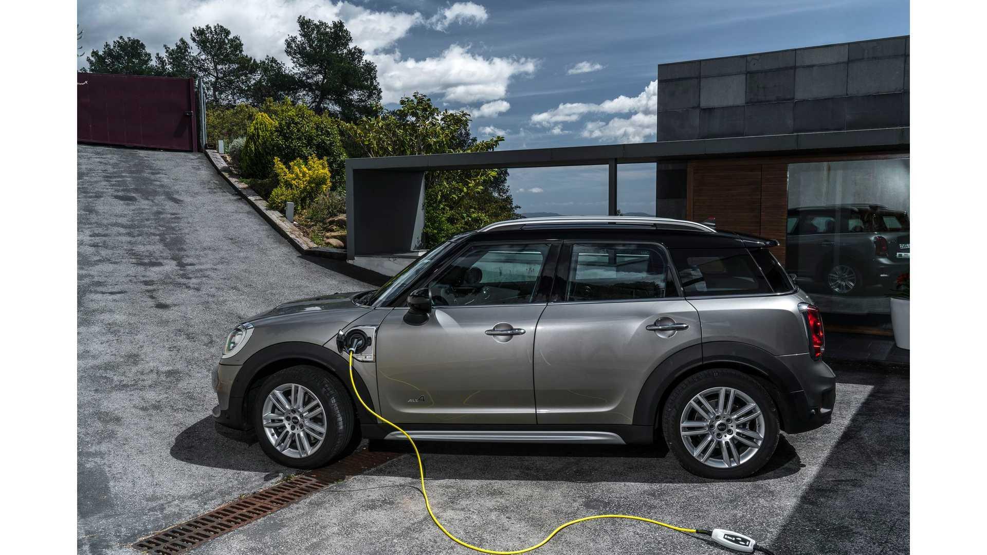 Detailed Epa Ratings For Mini Countryman Phev Reveal Electric Range