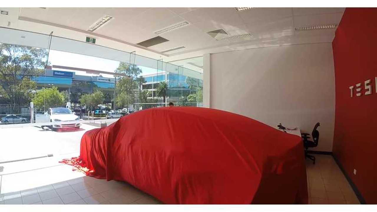 Tesla Model S - Australia - One Gear 1