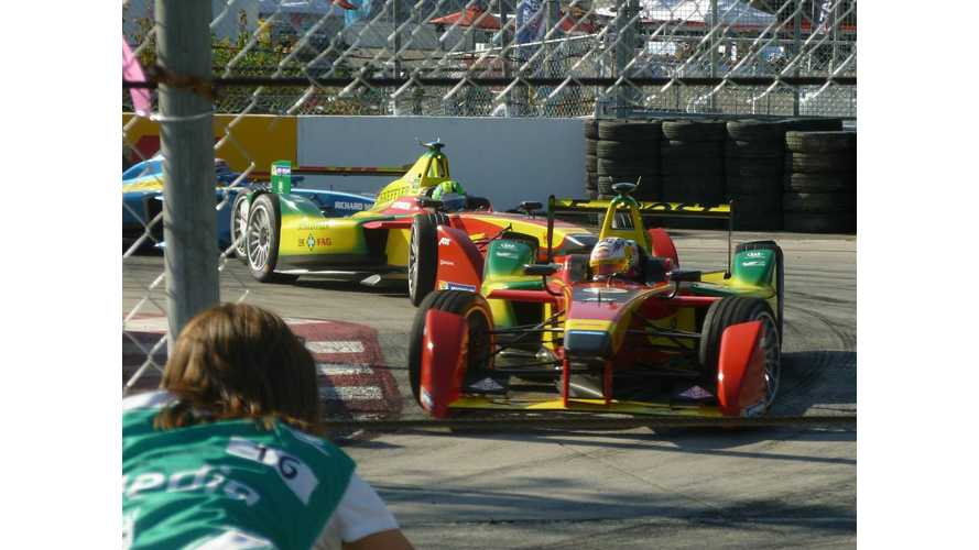 Exclusive Long Beach ePrix FIA Formula E Trackside Photos