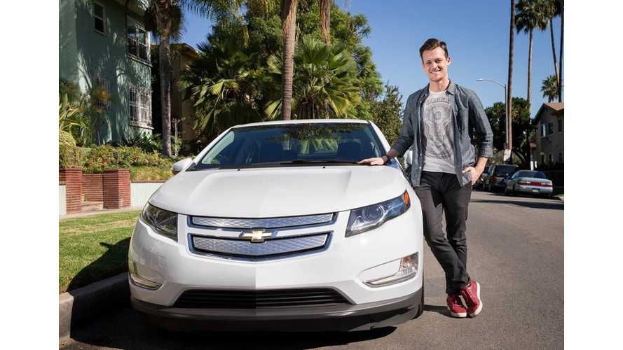 Did You Influence Development Of The 2016 Chevrolet Volt? Some Volt Owners Did