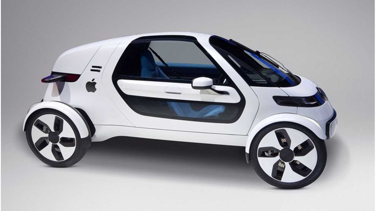 The Onion Spills Details On Apple's Electric Car