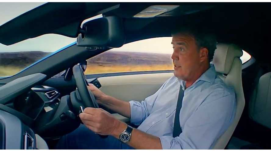 Top Gear Series 22: Episode 4 Features BMW i8 - Trailer Video