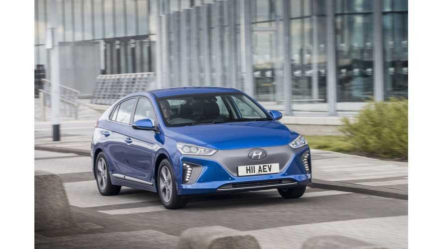 Hyundai IONIQ Electric First Drive Review