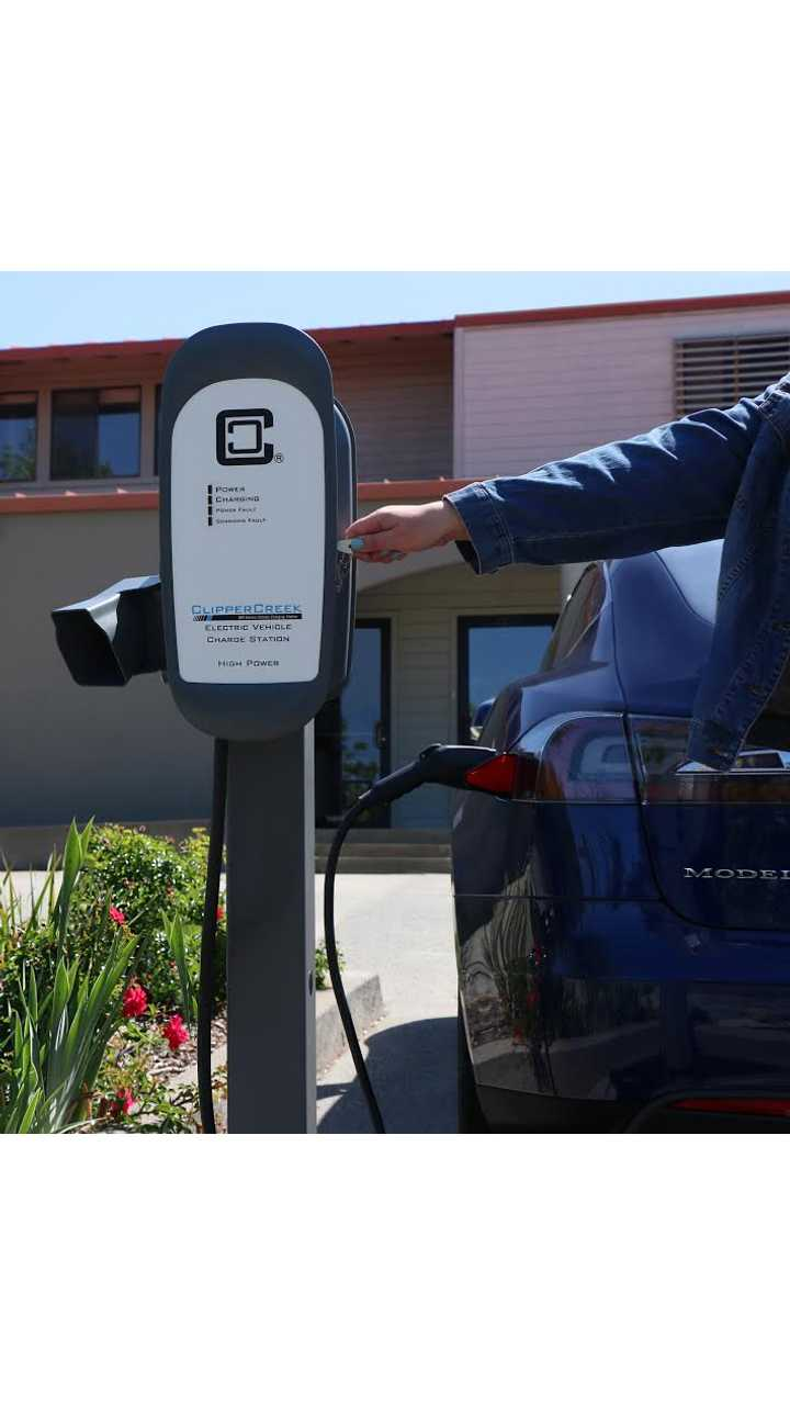 ClipperCreeks Adds Safety Feature For Its Popular L2 Charging Stations