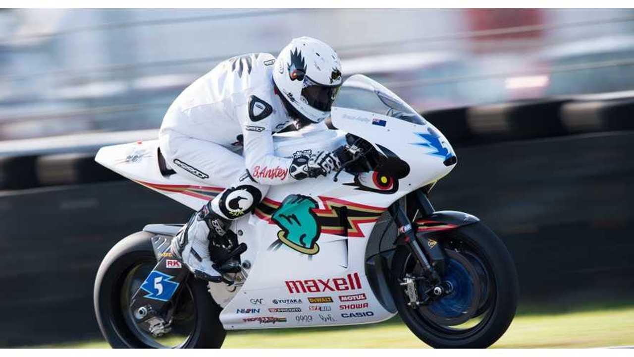 TT Zero Winner - Mugen Shinden Go, To Be Present At Formula E Final In London