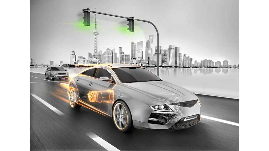 Continental Announces New Electric Drivetrains For The Chinese Market