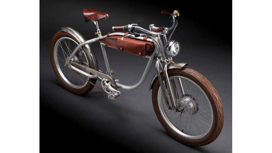 "Italjet ""e-Bike"" Mystery and Magnificence (w/video)"
