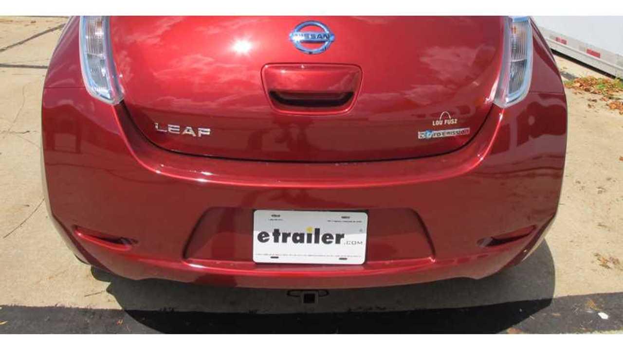 Nissan Leaf - Trailer Hitch - etrailer