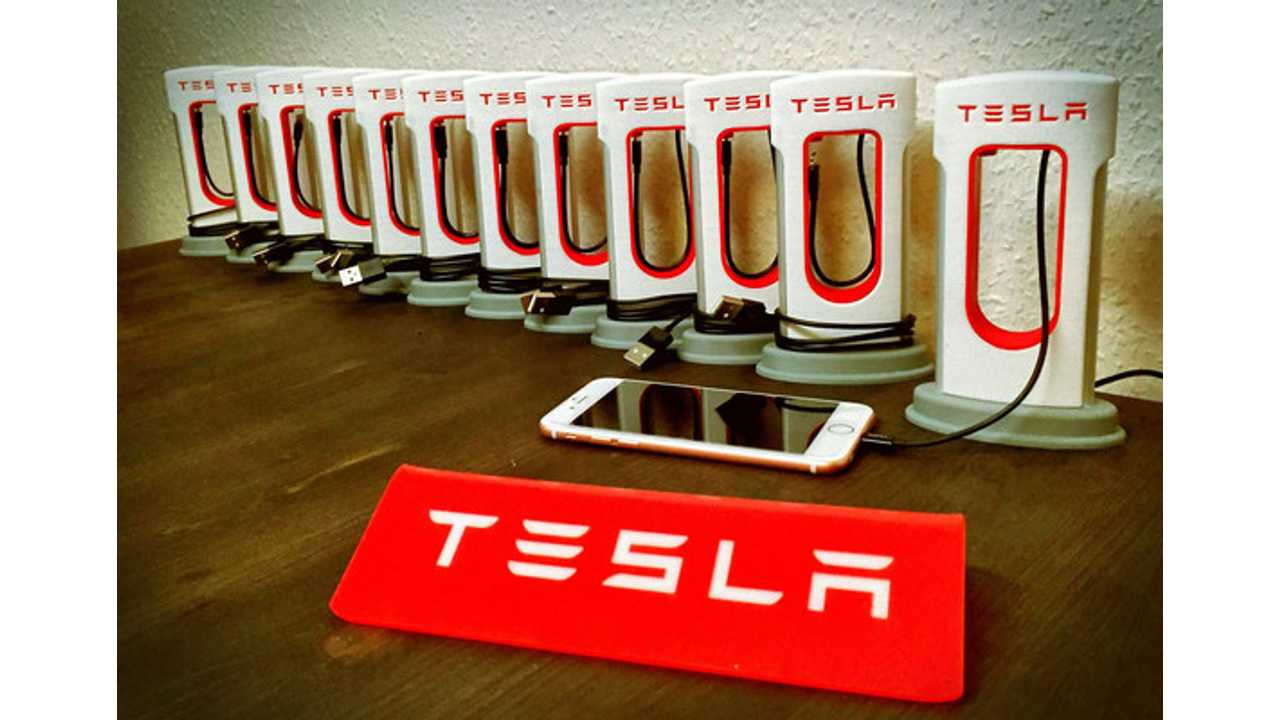 MySupercharger - Print your own smartphone Supercharger