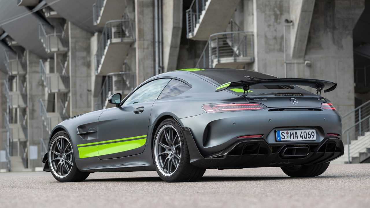 Mercedes-AMG GT R Pro and GTS Cabrio