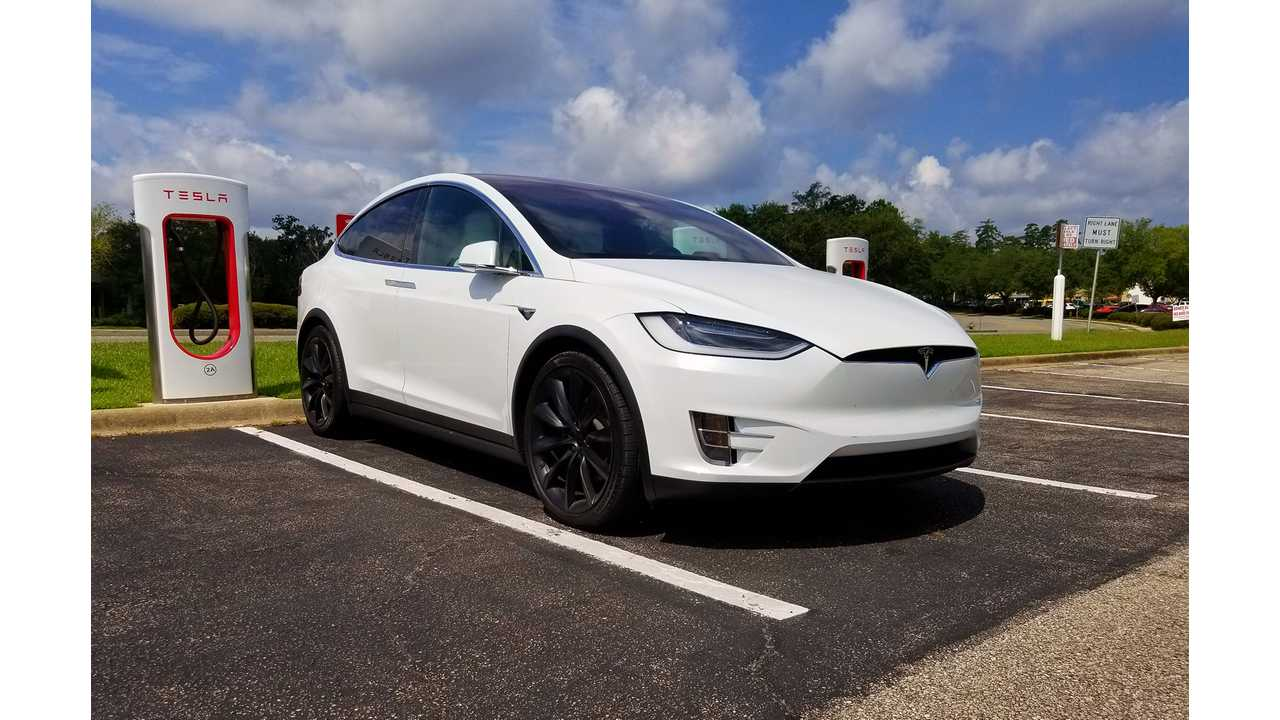 New Reduced Price For Base Tesla Model X