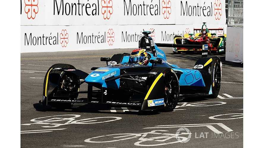 Buemi Disqualified After First Montreal ePrix Due To Underweight Car