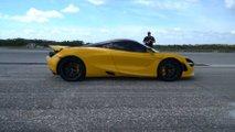 Fastest Stock McLaren 720S