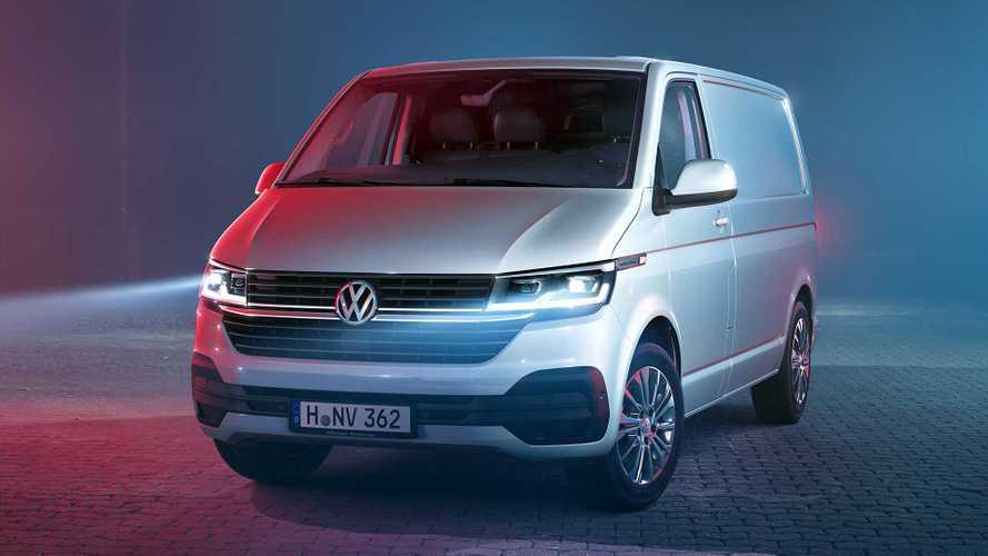 Bauma 2019: VW zeigt den T6.1 als Transporter