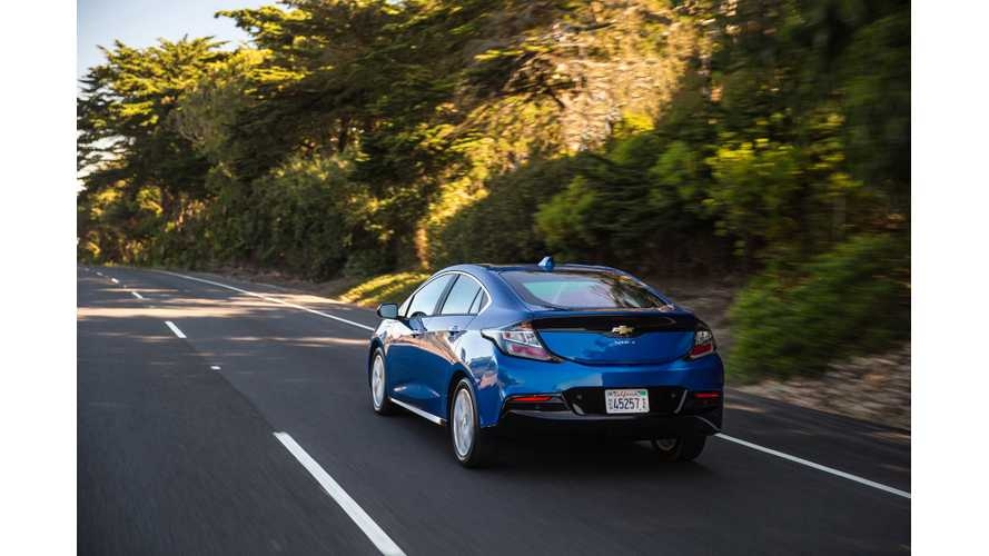 2016 Chevrolet Volt Now On Sale In Mexico