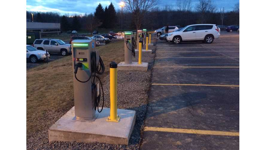 Electric Car Charging Market To Generate $8 Billion In Revenue By 2022