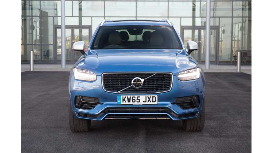 Volvo XC90 T8 Versus BMW X5 xDrive 40e - Plug-In SUV Comparison Test