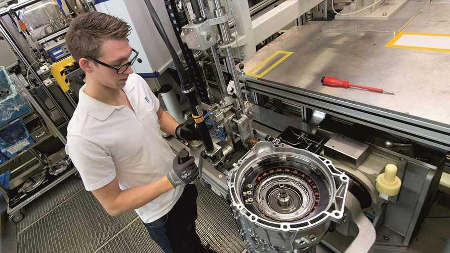 BMW e il nuovo cambio automatico a prova di ibrido