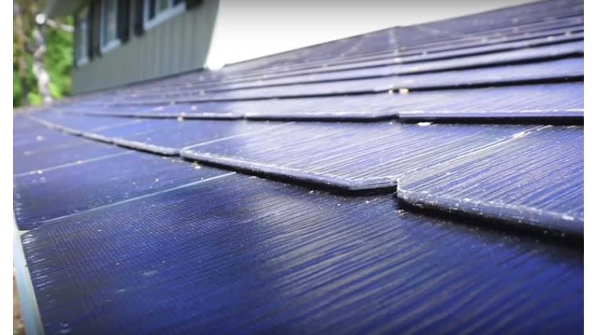 Tesla Solar Roof Order >> See Rare Look At Tesla Solar Roof In The Wild Plus Exclusive Interview