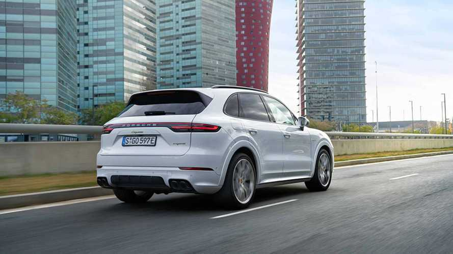 New Porsche Cayenne E-Hybrid - More Details And Videos