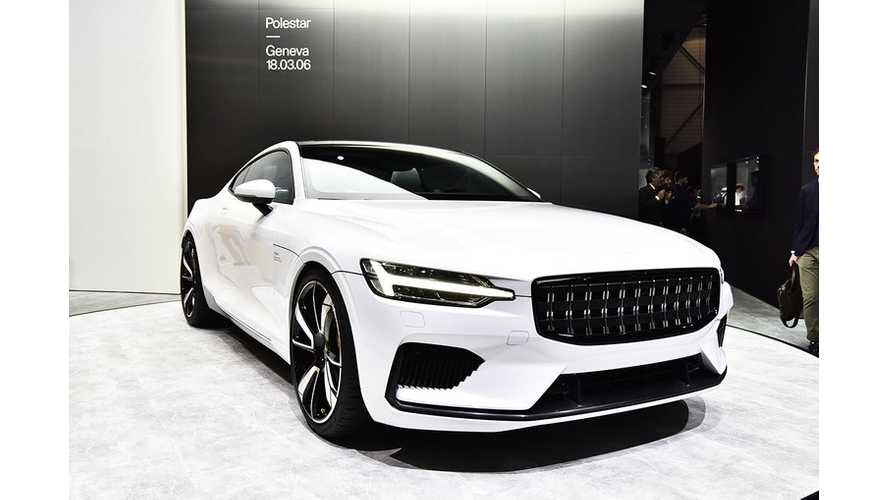 Polestar 1 Plug-In Hybrid Priced At Ridiculously High $155,000